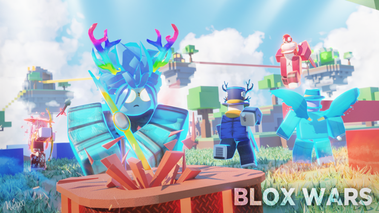 Blox Wars Codes