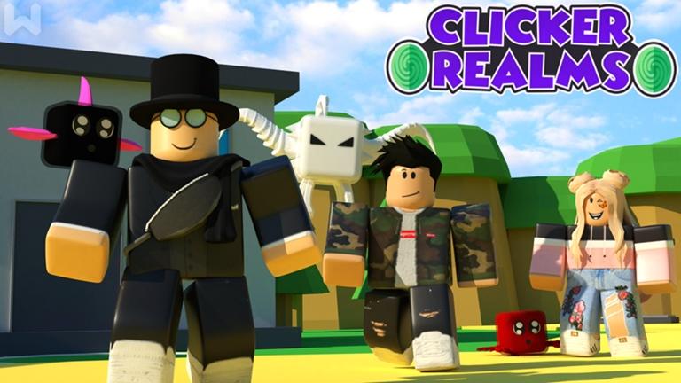 Clicker Realms Codes