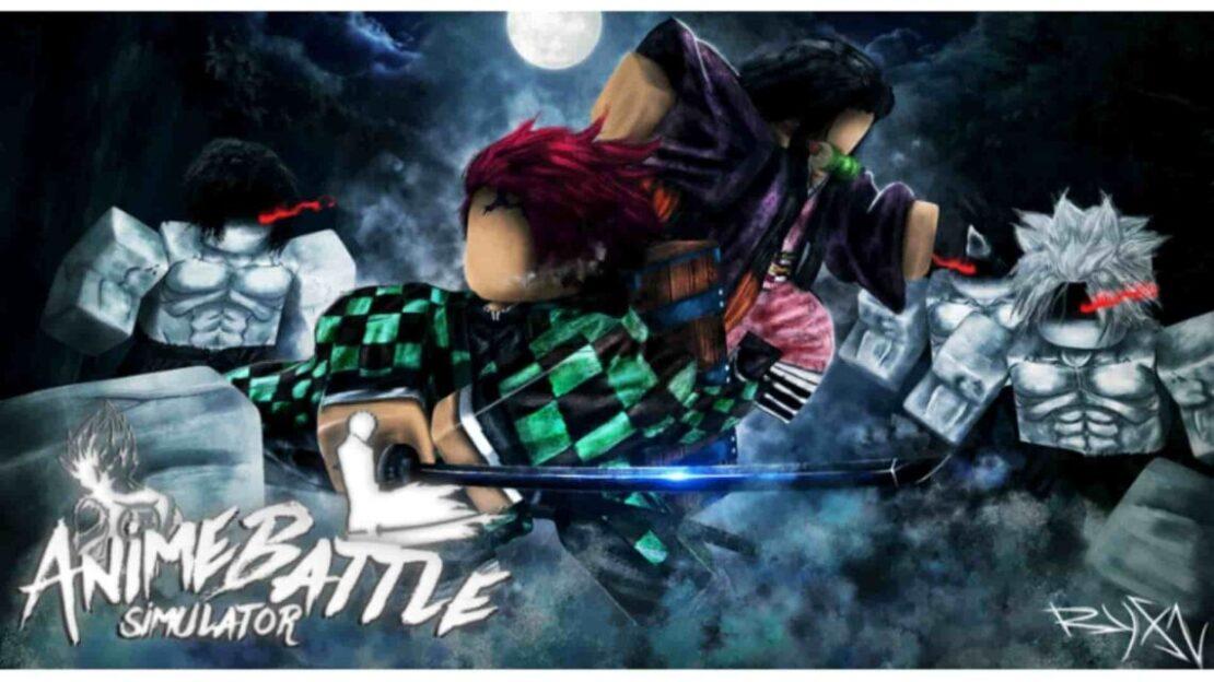 Anime Battle Simulator Codes