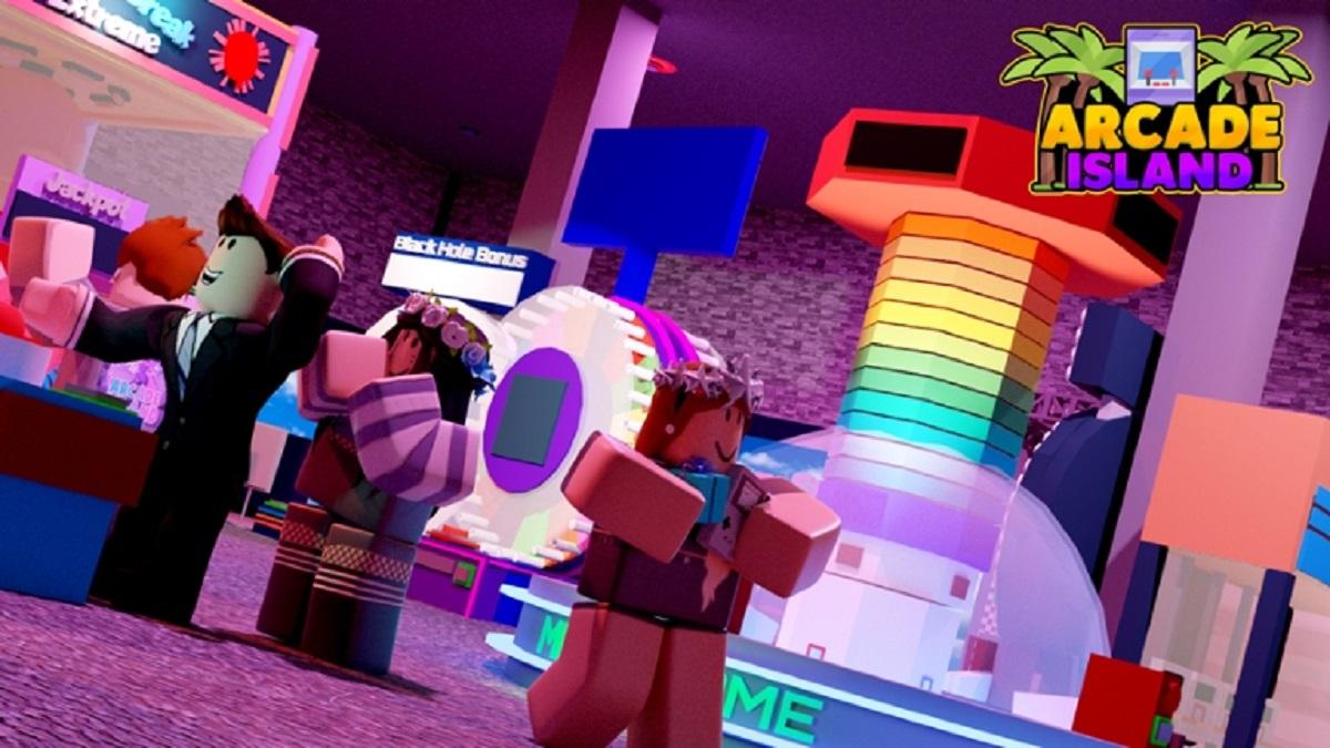 Arcade Island: Roblox Arcade Codes