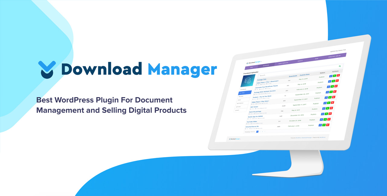 WP Download Manager Pro