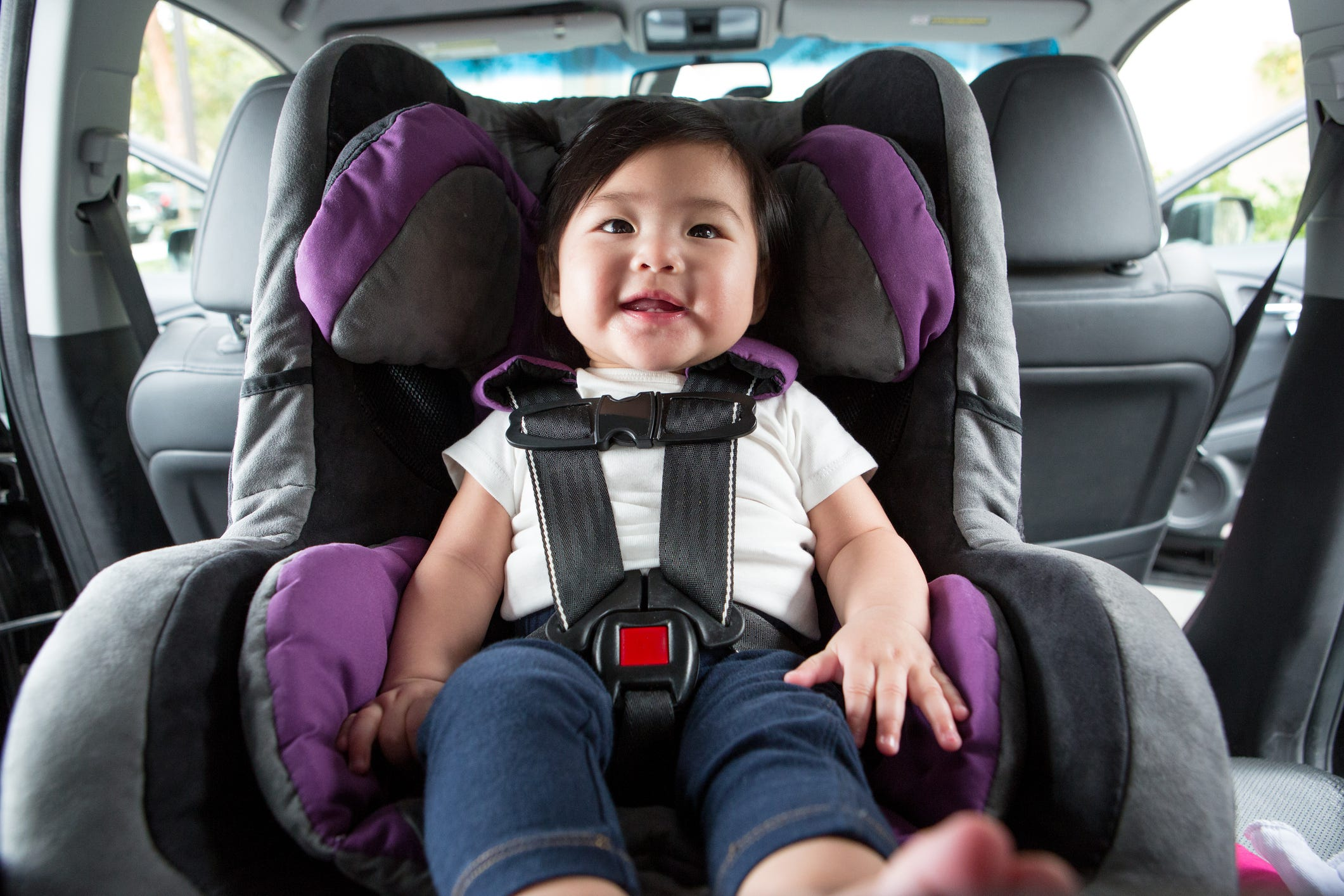 Trade-In Old Car Seats