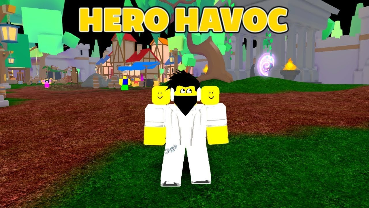 Hero Havoc Codes