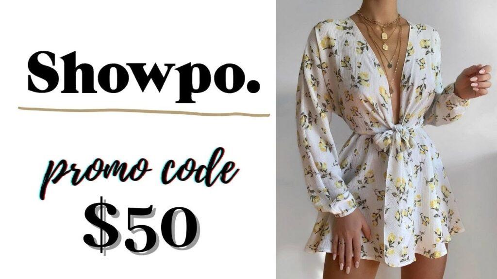 Showpo Coupon Codes