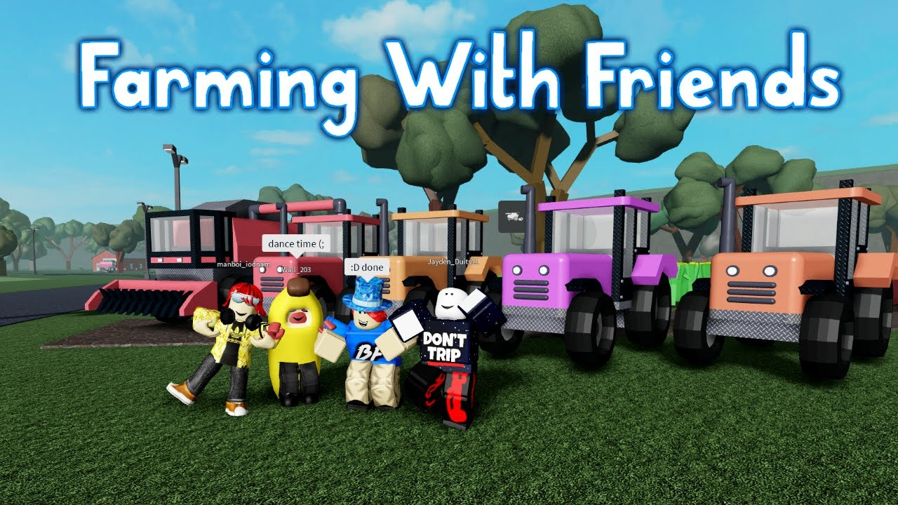 Farming With Friends Codes