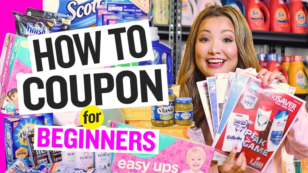 SUPER-COUPONING