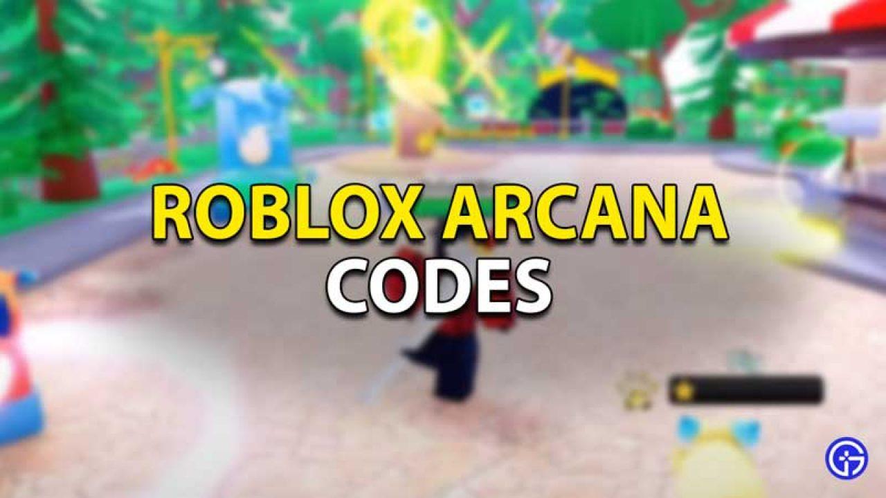 Arcana Codes