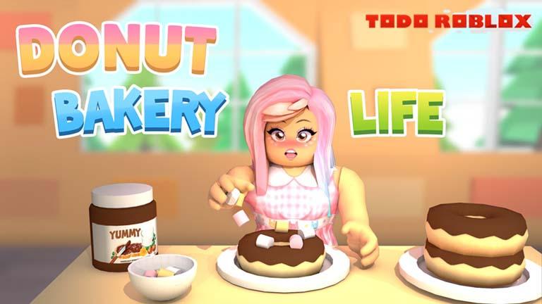 Donut Bakery Life Codes